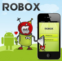 ROBOX Mobile – aplikace pro Android a iPhone